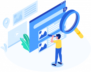 Google Ads search keyword research illustration